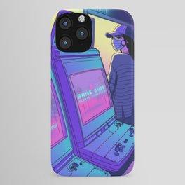 Arcade Hours iPhone Case