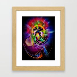 Abstract Perfection 60 Framed Art Print