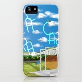 Caracas iPhone Case