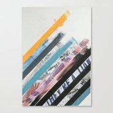 STRIPES 6 Canvas Print