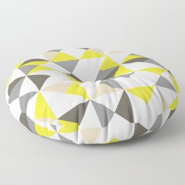Lima  pattern Floor Pillow