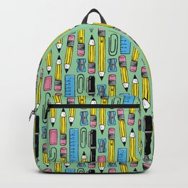 Stationery Addict Pens and Pencils Backpack