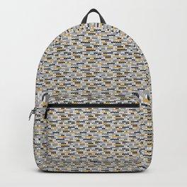 Knitted melange.1 Backpack