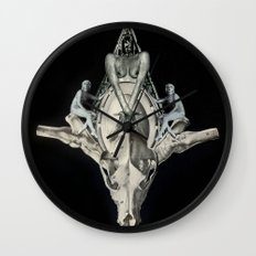 Beyond the Pale Wall Clock