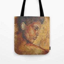 Yearning~ Man Tote Bag