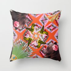 ▲ KURUK ▲ Throw Pillow