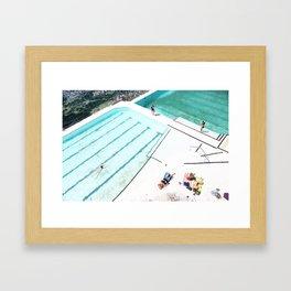 All Angles Framed Art Print
