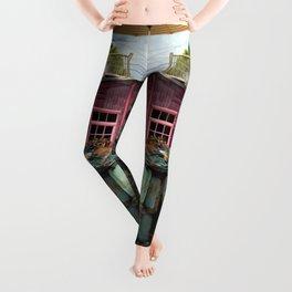 Squat New Age Leggings