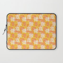 Swanky Mo Citrus Laptop Sleeve