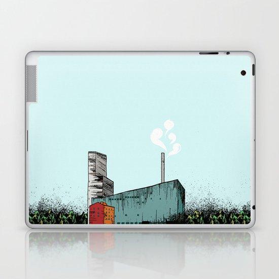 The plant / Anrikningsverket Boliden Laptop & iPad Skin