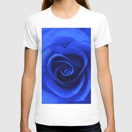 Indigo Rose T-shirt