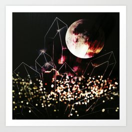 space cr Art Print