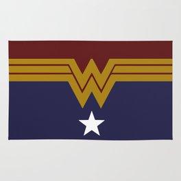 Wonder DC, Woman Rug