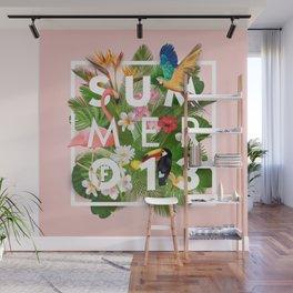 SUMMER of 13 Wall Mural