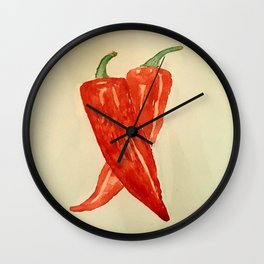 Spicey Wall Clock