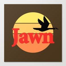 Wawa Jawn Canvas Print