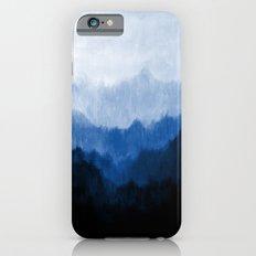 Mists - Blue iPhone 6 Slim Case