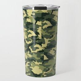 Kris alan Camouflage  Travel Mug