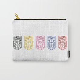Power Rangers Lineup Carry-All Pouch
