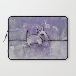 Dog No.1p by Kathy Morton Stanion Laptop Sleeve