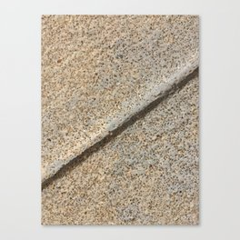 Concrete Style Canvas Print