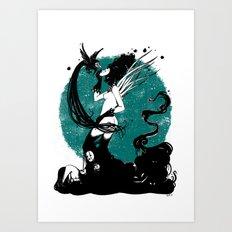 Sin Titulo Art Print