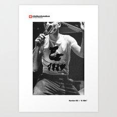 #03a — & 1984 Art Print