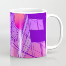 Anime Wires Coffee Mug
