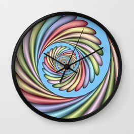 colors for your home -d- Wall Clock