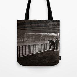 Autumnal Symphony of a Metropolis Tote Bag