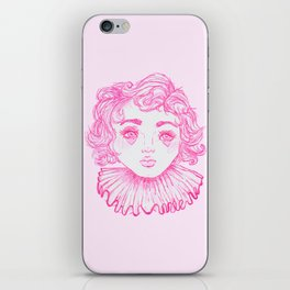 Ruffles iPhone Skin