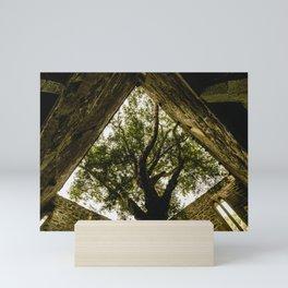 Under the Yew Mini Art Print