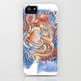 Danae iPhone Case