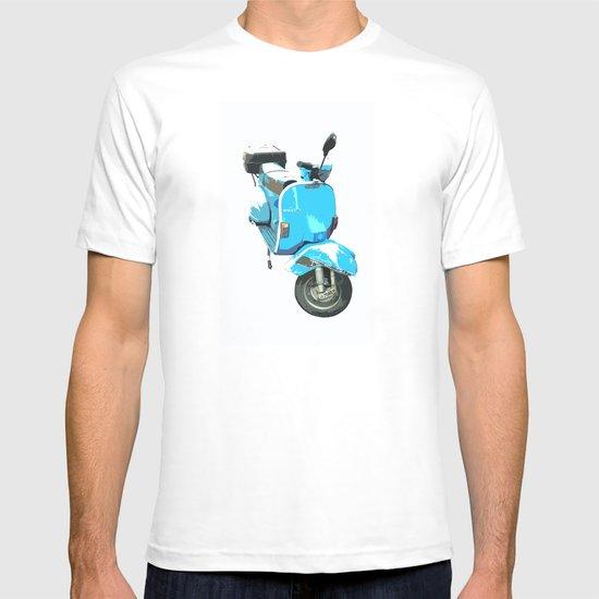 Viva la Vespa! T-shirt