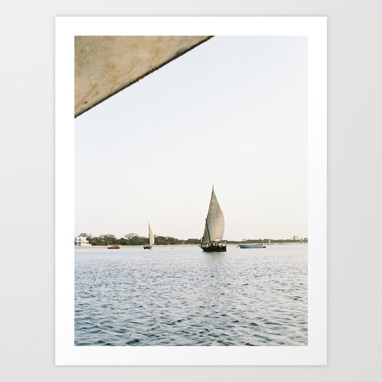 Dhow by vkdarling