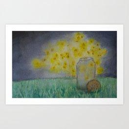 Light Catcher Art Print