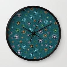 Fantasy Islands Wall Clock
