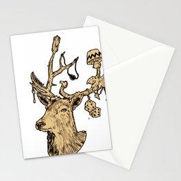 Dear Deer Stationery Cards