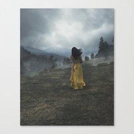 Escape to the Hills Canvas Print