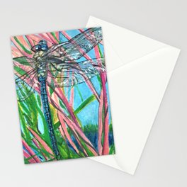 Dragonfly 2 Stationery Cards