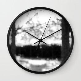 Lighten up Wall Clock