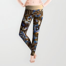 The Lion rules Leggings