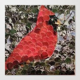 """""""Redbird"""" Canvas Print"""
