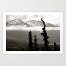 The Last Frontier Art Print