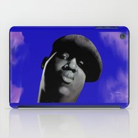 biggie smalls iPad Cases featuring Biggie by DemarDouglas