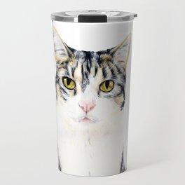 Little cat Harry Travel Mug