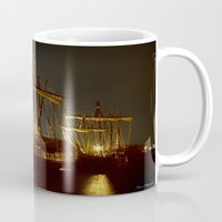 ships Mugs featuring Tall Ships by Forand Photography