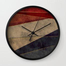 Contemporia 4 Wall Clock