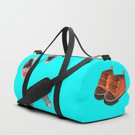 Every May Shoes for May - shoes stories Duffle Bag