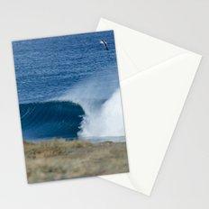 Empty Runner, Baja Stationery Cards